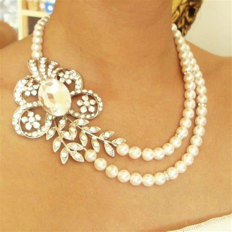 jewelry for modern vintage style bridal jewelry for a touch of class