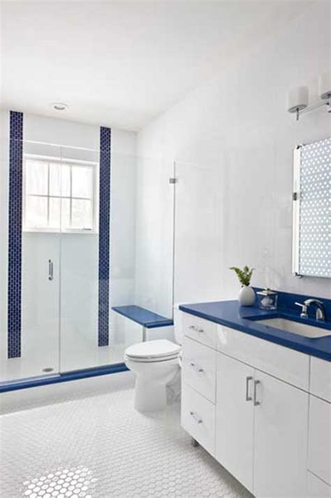 bathroom ideas blue and white blue and white bathroom decoration ideas bathroom
