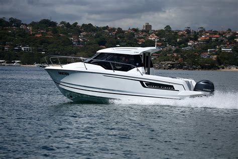 merry reviews jeanneau merry fisher 795 review boatadvice