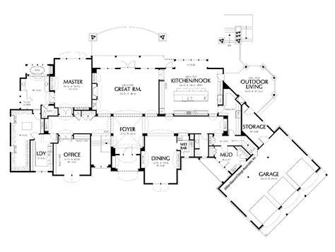 luxury homes floor plans luxury house plans