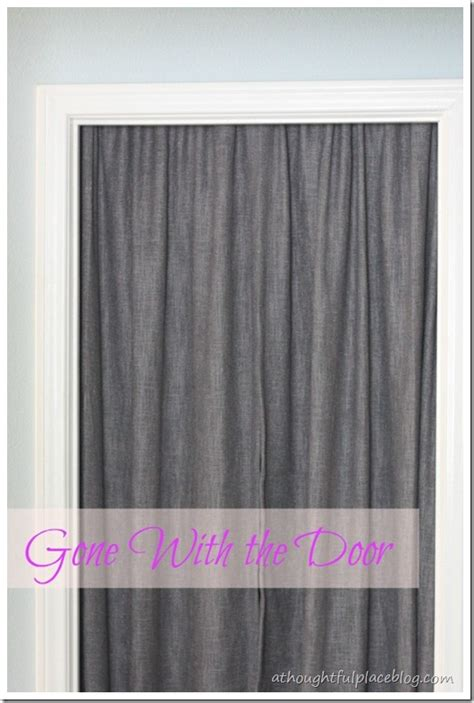 closet door curtains closet door curtains on closet curtain door