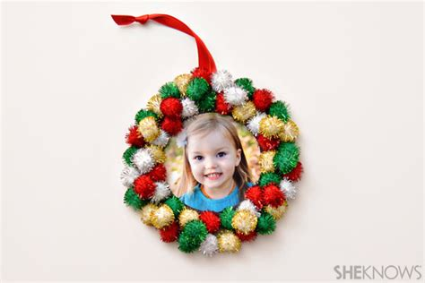 photo ornaments to make these diy photo ornaments are simple enough for to make