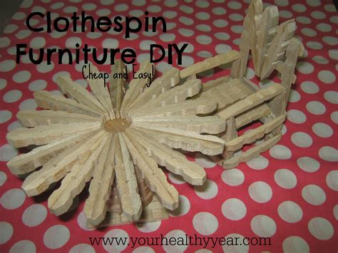 clothespin crafts for clothespin crafts diy furniture that is cheap and