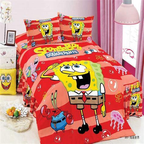 spongebob bed sets spongebob bedding set spongebob size duvet cover bedding