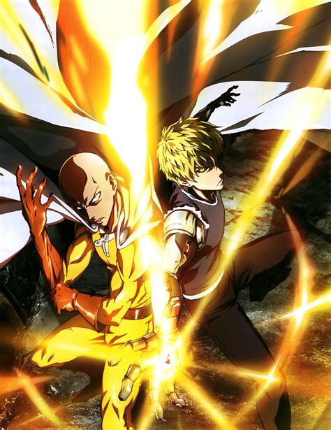 one punch onepunch images onepunch saitama genos hd