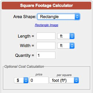 how to calculate the square footage of a house square footage calculator