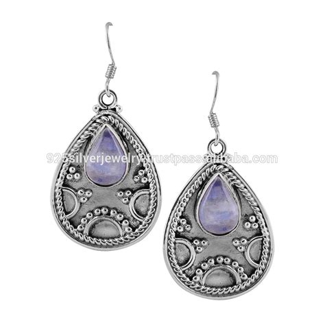 sterling silver jewelry 925 sterling silver earrings wholesale antique silver
