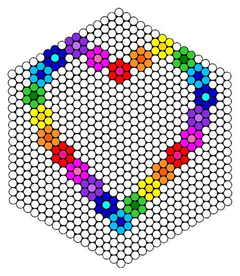 perler bead flower patterns flower frame perler bead pattern bead sprites
