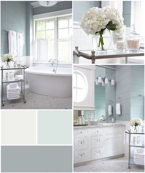 Spa Bathroom Color Schemes by Best 20 Bathroom Color Schemes Ideas On Green