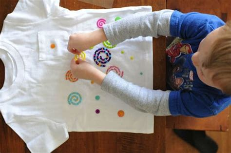 t shirt craft projects cool crafts design your own t shirt nurturestore