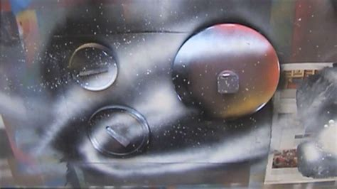spray paint tutorial spray paint live tutorial back to basics