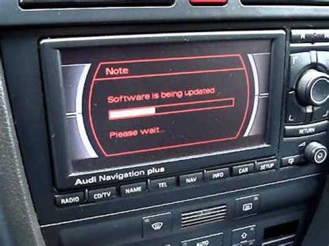 Radio RNS E, Audi Navigation plus   Polskie menu   Audi A3