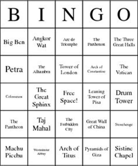 make your own picture bingo cards bingo cards crossword and word search on