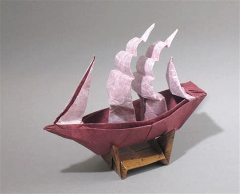 origami boats and ships gilad s origami page