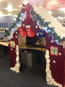santa s grotto decorations 9 best desk images on