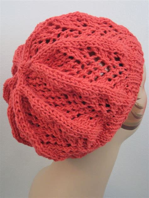knitted hats for free knitting pattern hats fan lace hat knitting hat