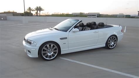 Bmw M3 Convertible For Sale by For Sale 2006 Bmw E46 M3 Convertible 6 Speed
