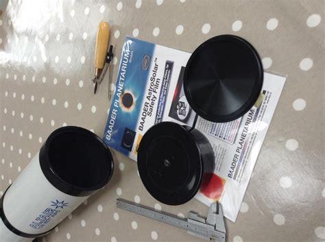 blackboard paint screwfix solar filter for aa 102 edt diy astronomer stargazers