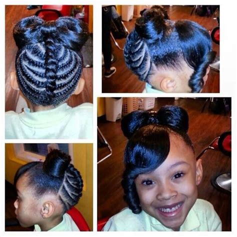 lil braided hairstyles with hairstyle minnie bow hairstyles