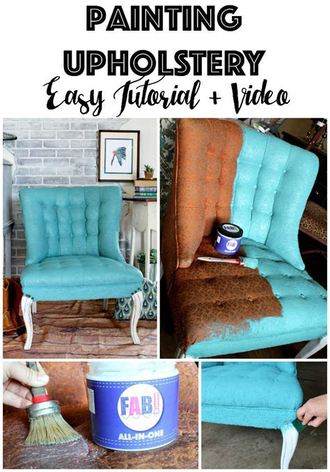 change upholstery on chair 25 best ideas about fabric painting on fabric