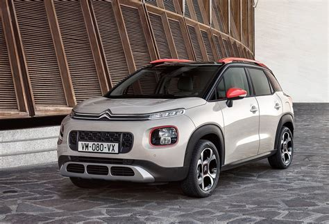 C3 Citroen by Citroen C3 Aircross Unveiled Replaces C3 Picasso