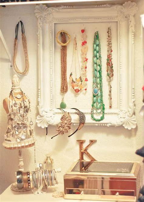 jewelry organization ideas 7 diy jewelry organizers to make yourself 187 curbly diy
