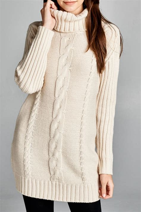knit sweater dress honey punch cable knit sweater dress from montana by