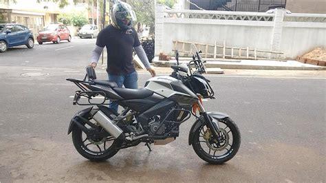 Modified Bikes Bangalore by Pulsar Ns200 Modified As Triumph Tiger 800 Bigbangbiker