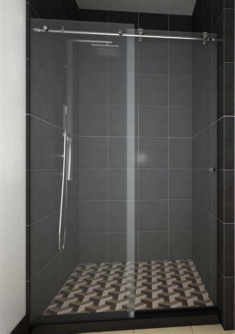 sliding glass shower doors frameless cologne 2 custom frameless sliding glass shower door