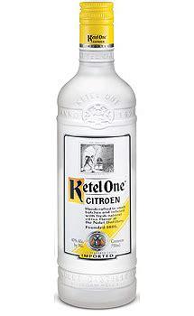 Ketel One Citroen by Ketel One Citroen Vodka