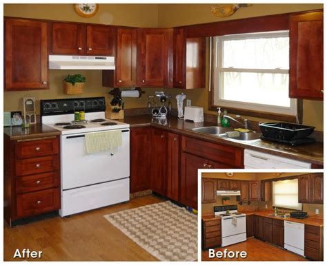 refacing kitchen cabinets before and after kitchen cabinet refacing before and after photos before