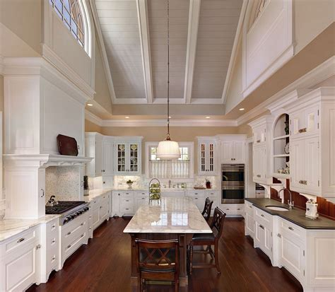 vaulted ceiling kitchen ideas some vaulted ceiling lighting ideas to your home design homestylediary