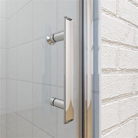bifold glass shower door frameless bifold shower door enclosure hinge door glass