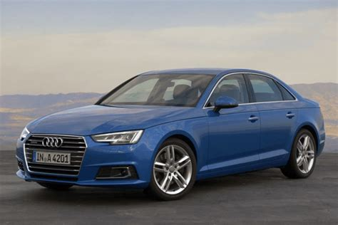 Audi Europe by Audi A4 S4 Rs4 European Sales Figures