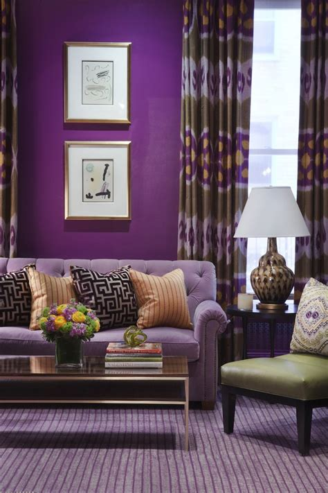 purple paint ideas for living room 25 best ideas about purple living rooms on