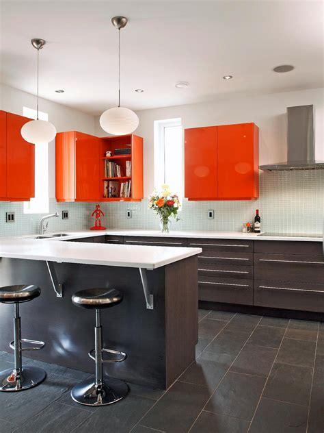 kitchen color design ideas 25 colorful kitchens hgtv