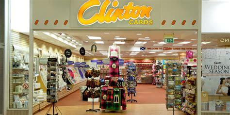 card shops shop at clinton cards 183 terminal shopping centre