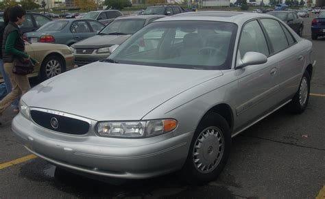 2002 Buick Century by 2002 Buick Century W Pictures Information And Specs