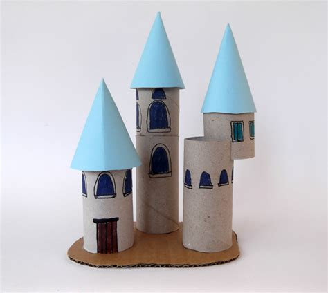 castle crafts for craftsboom princess castle