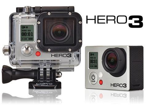 camaras gopro hero 3 c 225 mara gopro hero 3 silver edition 1080p 11mpx hasta 60m