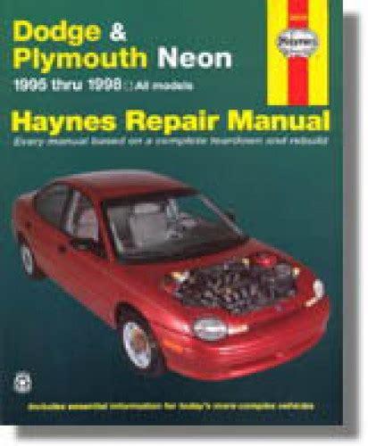 hayes car manuals 1999 dodge neon auto manual haynes dodge plymouth neon 1995 1999 auto repair manual