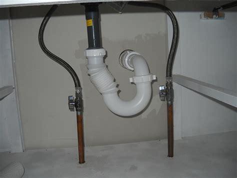 plumbing in a kitchen sink bathroom sink plumbing flickr photo