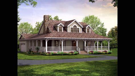wrap around porch house plans wrap around porch house plans