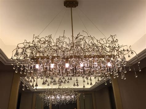 rectangular dining room chandelier rectangular chandelier dining room rectangle chandelier