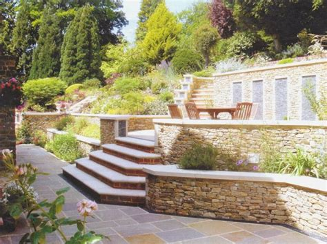 small terrace garden design ideas fascinating small terraced garden ideas with exposed