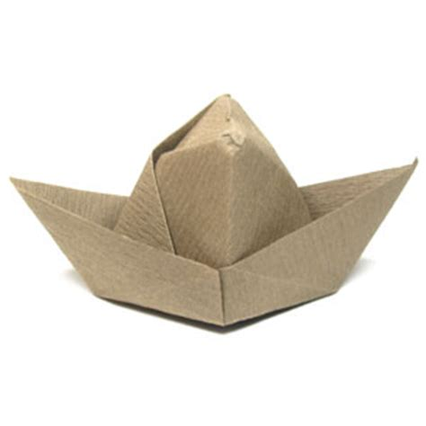 How To Make A Traditional Cowboy Origami Hat Page 1