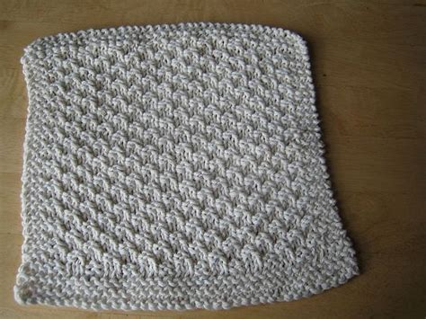 knitting washcloths seed stitch washcloth sewing crafts and diy projects