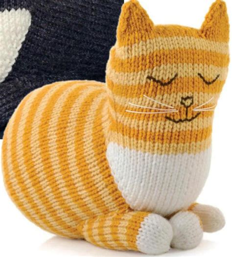 cat knitting cat knitting pattern free