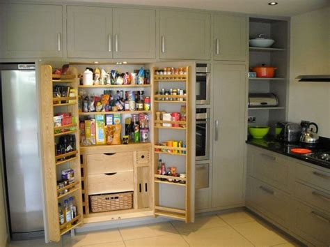 unit kitchen lights winchmore hill open larder there are even lights inside