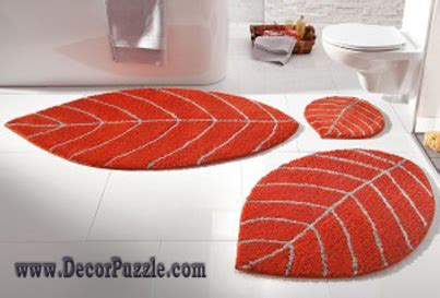 stylish bathroom rugs fashionable bathroom rug sets and bath mats 2015
